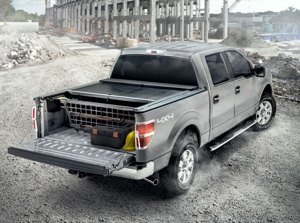 Cargo Manager на Hilux