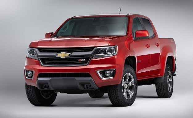 Тюнинг Chevrolet Colorado